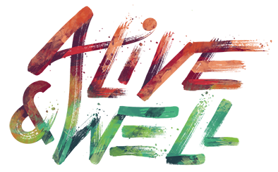 Alive and Well Communities Logo