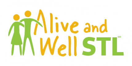Alive and Well STL Logo